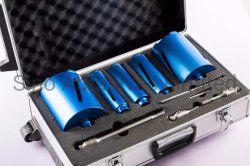 Core Bit Drill Bit Diamond Hole Saw Kits Sets