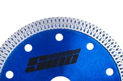 125mm Marble Cutting Segment Diamond Saw Blade