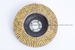 Disco Laminas/Flap Wheel/Nylon/Non-Woven/Unmounted/Mop/Cns/Stripping/Polishing Wheel, Shaft Wheel, Upright Wheel for Metal Polishing, Stainless Polishing